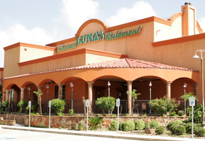 Luna's Mexican Restaurant Baytown Texas