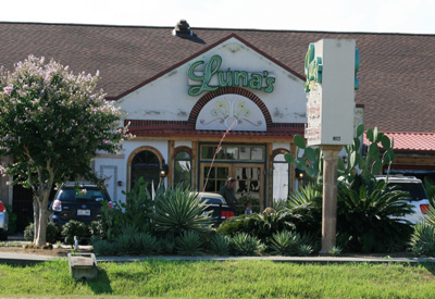 Luna's Mexican Restraunt Friendswood Texas