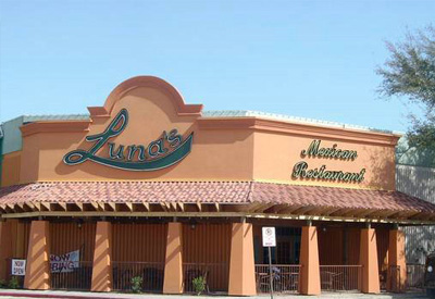 Luna's Mexican Green Point Houston Texas